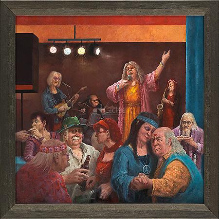 Hippie reünie