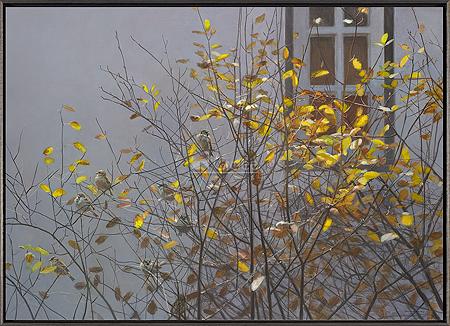 Herfst - huismussen