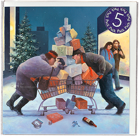 Kerststress 5-Pack