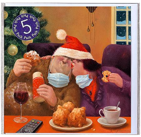 Kerstknuffel 5-Pack