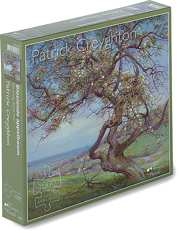 1000 pcs - Blooming Apple tree