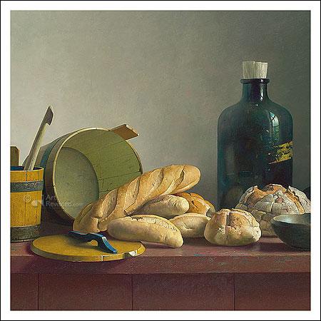 Broodstilleven