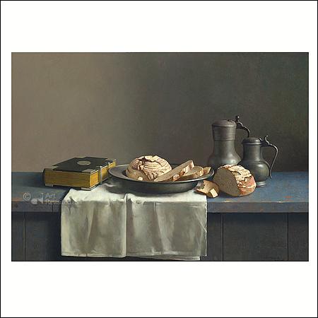Supper still life - Dordrecht
