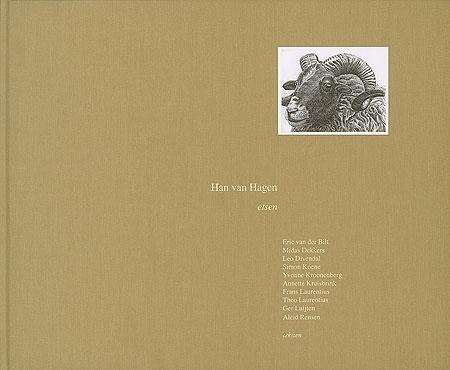 Han van Hagen - Etsen