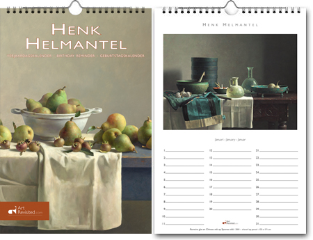 Birthday reminder Henk Helmantel