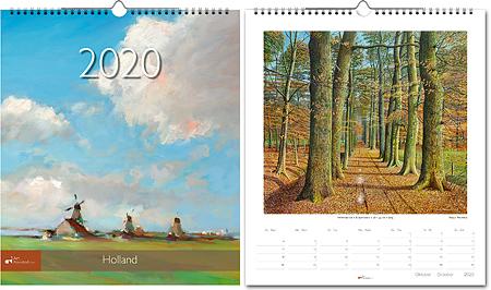 Jahreskalender Holland