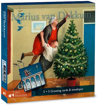 Kerstengeltjes + Wegomlegging