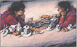 Tischgespräch
