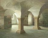 Crypt of the Roman Church St. Cyriaku…
