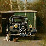 Citroën Traction Avant II BL, 1953