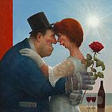 Boer trouwt vrouw