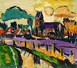 Ameland, kerk Hollum