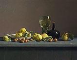Big rummer and quinces