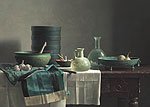 Roman glass and chinese skirt on Span…
