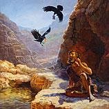 Elia bij de beek Krith