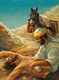 De barmhartige Samaritaan