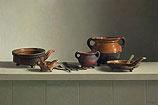 Archeologie uit Oudeschans ca. 1600