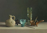 Still life with Pass Glass