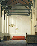 De zuidbeuk van de St. Nicolaaskerk i…