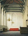 Interior St. Nicholas Church at Monni…