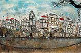 Utrechtse grachtenpandjes