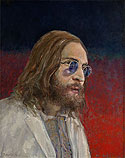 Is it John Lennon?
