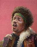 Is it Jimi Hendrix?