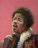 Is it Jimi Hendrix?