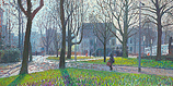 Heresingel in voorjaar