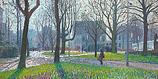Heresingel in spring