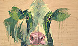 Groene koe