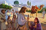 De rijke jongeling (Mark. 10 :17)