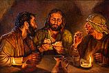 De Emmaüsgangers (maaltijd)