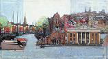 Groningen met A-toren
