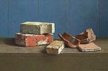 Bouwfragmenten van Klooster Aduard