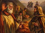 Abram ontmoet Melchizedek