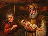 Geboorte van Izak