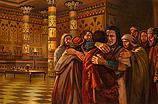 Joseph embraces his brothers