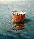 Floating drum