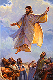 The Ascension of Jesus
