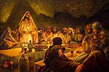 Het Heilig Avondmaal (Luk. 22:19)