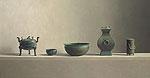 Chinese bronzen voorwerpen (±103…