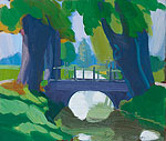 Bridge near Giessendam