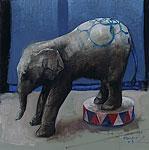 Jonge olifant