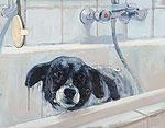 Stip in bath