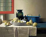 Still life with open window (Remb…