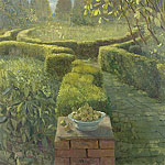 Tuin in Ezinge