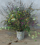 Wildflower bouquet, All Souls' da…