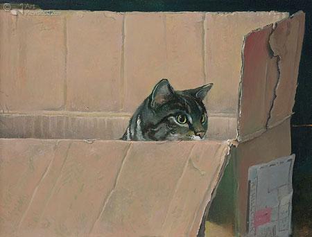 Edith's cat