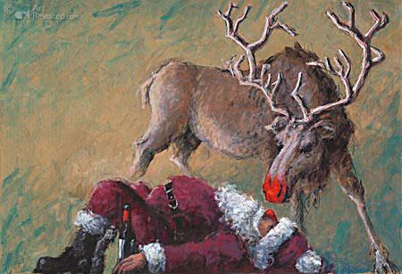 Rudolph's Xmas